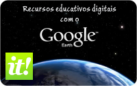 Recursos Educativos Digitais com o Google Earth